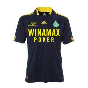 Maillot saint etienne europe maillots - St etienne coupe d europe ...