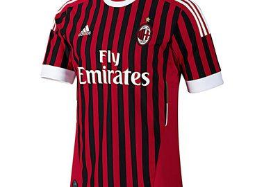 Maillot du Milan AC