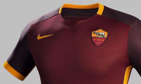 Le maillot As Roma domicile pour la saison prochaine