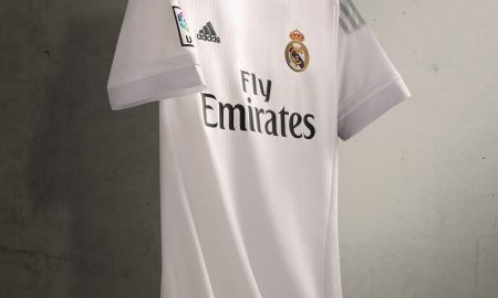Le nouveau maillot domicile du Real Madrid