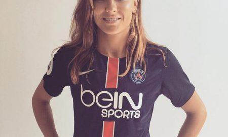 Laure Boulleau PSG