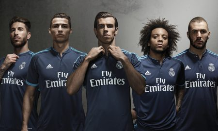 Maillot third Real Madrid