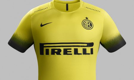 Maillot Inter Milan Yellow