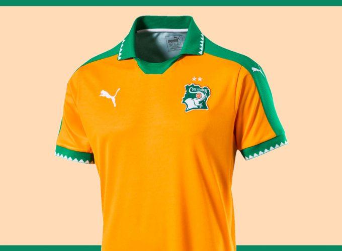 Maillot Côte d'Ivoire CAN