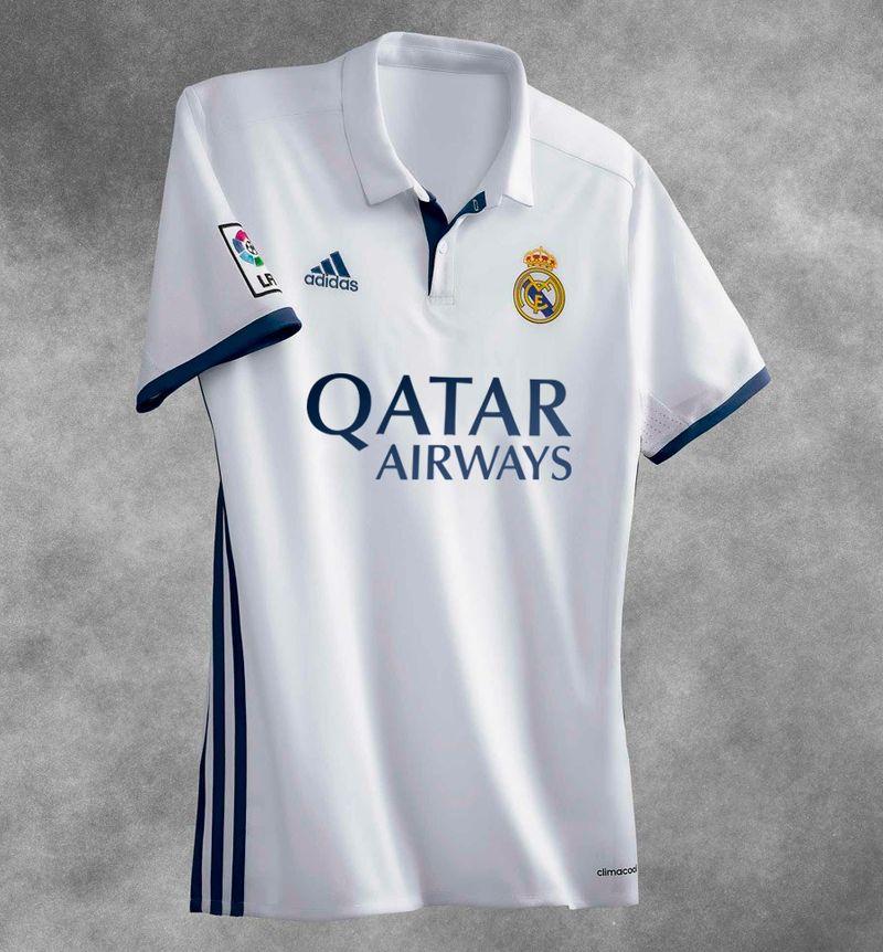 qatar airways pourrait quitter le maillot du bar a pour celui du real madrid maillots football. Black Bedroom Furniture Sets. Home Design Ideas
