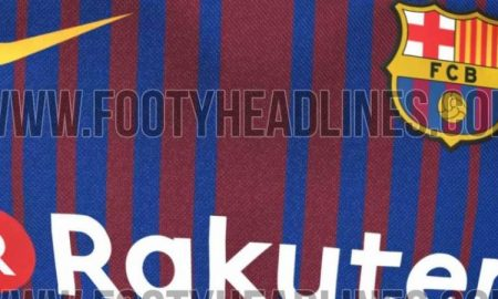 FC Barcelone sponsor maillot