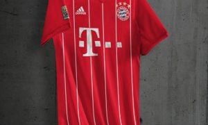 les maillots de football du Bayern Munich 2018