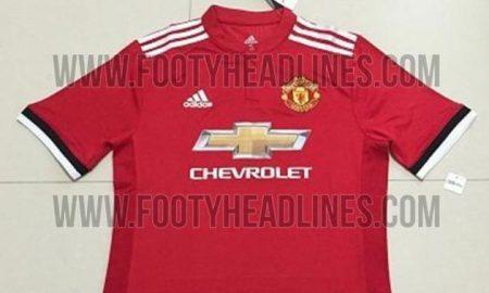 maillot extérieur Manchester United